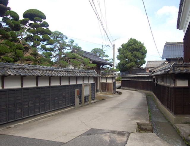 Preservation Districts for Groups of Historic Buildings:Tokorogo, Daisen-cho